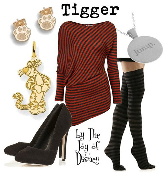 Inspired by: Tigger -- Winnie Pooh