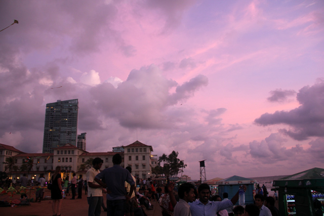 Visiting Colombo, Sri Lanka