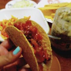 Tacos for dinner