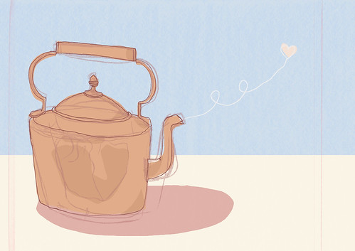 kettle of love