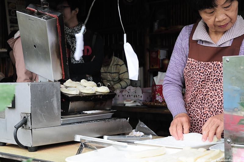 嘉義CHIAYI,嘉義美食,烤甜甜圈做法 @小蟲記事簿