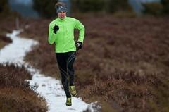 Jaké běžecké boty obout na trénink či závod v zimě