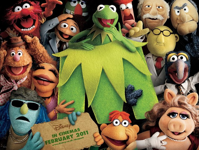 Muppets New Poster
