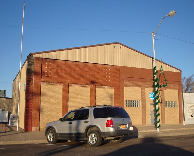 Masonic Lodge (Claflin, Kansas)