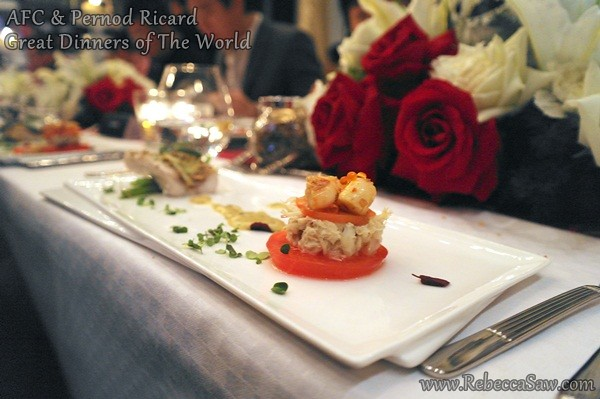 AFC - Great Dinners of The World-14