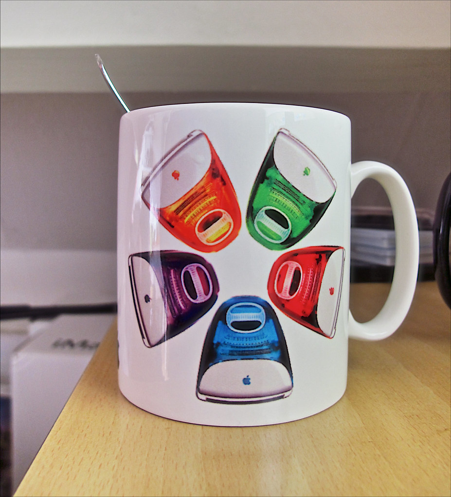 Apple iMac G3 Coffee Mug
