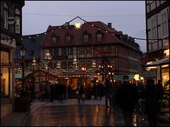Christmas Market in Wernigerode