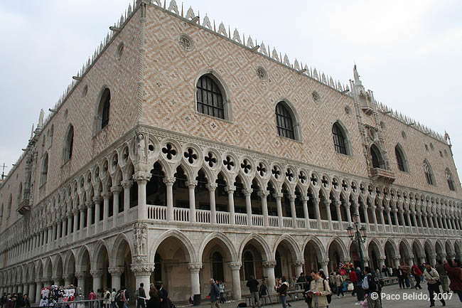 Palazzo Ducale. © Paco Bellido, 2007