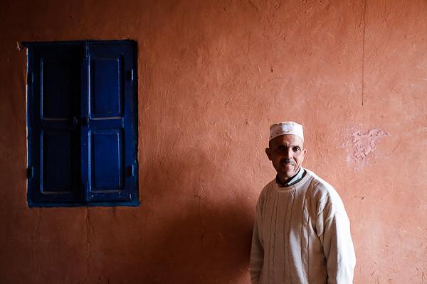Maroc 2011 - hmid - Aït Ben Haddou / La Fibule d'Or