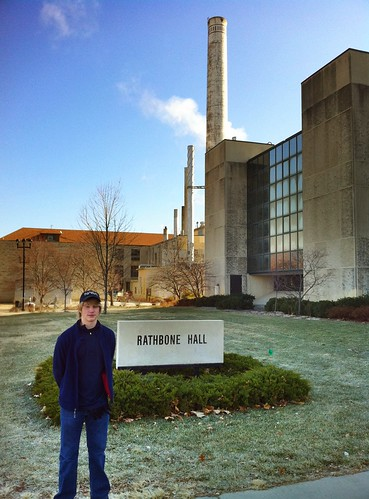 Alexander Fryer at the Kansas State University College of Engineering