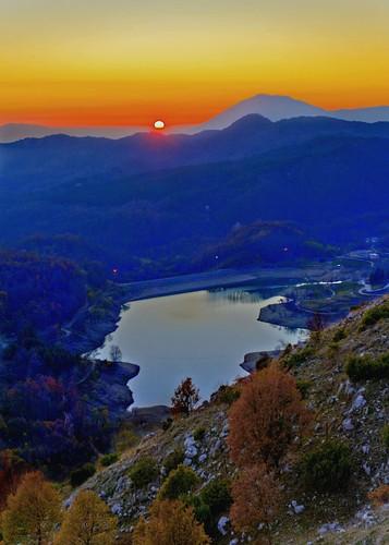 lago tramonto autunno cardito mygearandme mygearandmepremium mygearandmebronze gizzy28