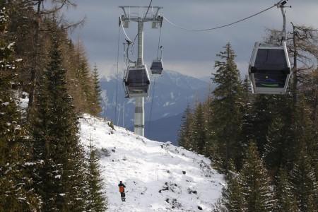 Novinky z Jižního Tyrolska I: Eisacktal