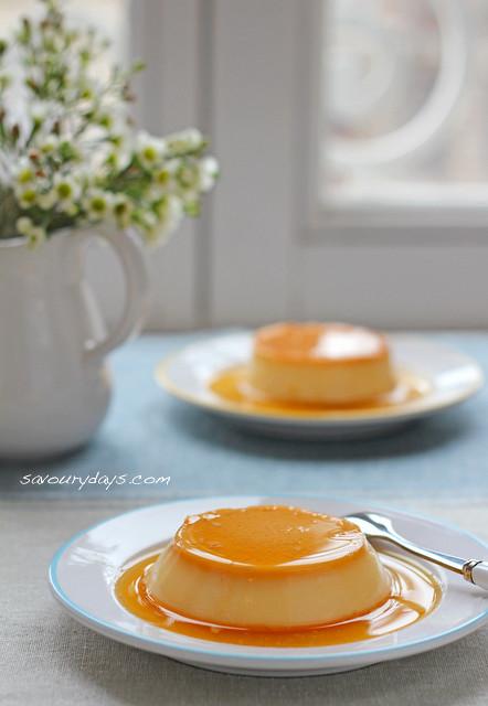 Cách làm bánh Flan/ Creme Caramel