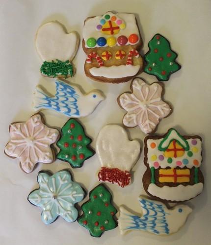 Christmas 2011 Sugar Cookies