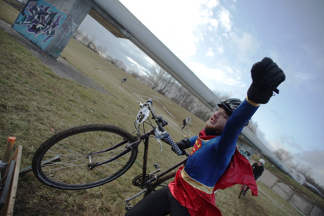 Race Cyclocross!