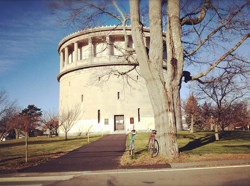 Trek & Moser, Arlington Heights Water Tower