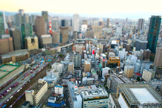 Osaka TiltShift
