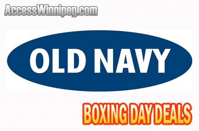 old navy boxing day deals 2013 access winnipeg. Black Bedroom Furniture Sets. Home Design Ideas