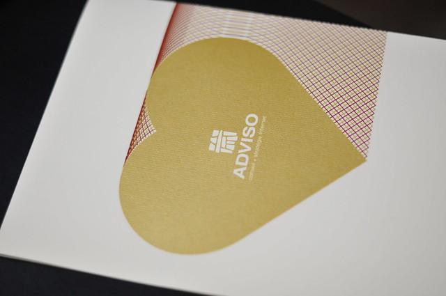 Carte de Noël d'Adviso 2011