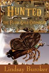 Hunted, Lindsay Buroker, steampunk, fantasy