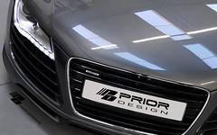 Prior-Design Audi R8 Aerodynamic-Kit
