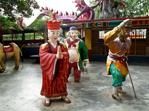 IMG_0488 唐三藏取经 , 灵仙岩,怡保 Ipoh ling xian yan ,next to Sam Poh Tong