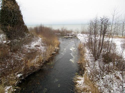 creek, Lake MI-Kewaunee Co