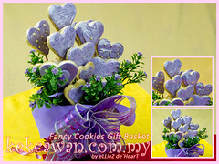 Fancy Cookies Bouquet for Wedding