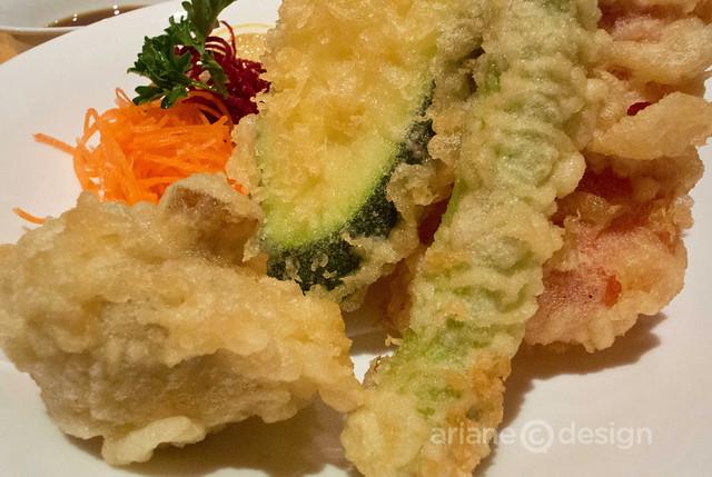 Mixed Veggie Tempura