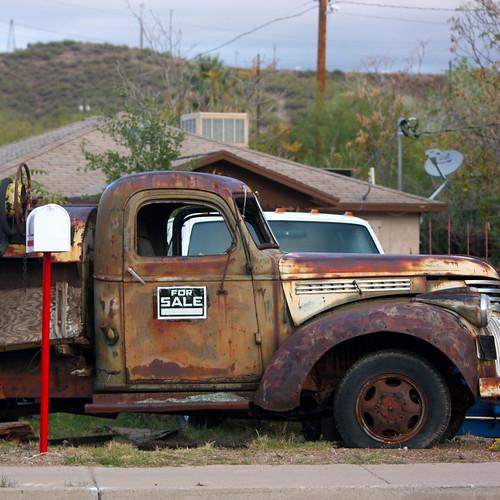 DIY starter truck