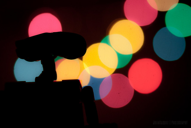 Looking Bokeh's