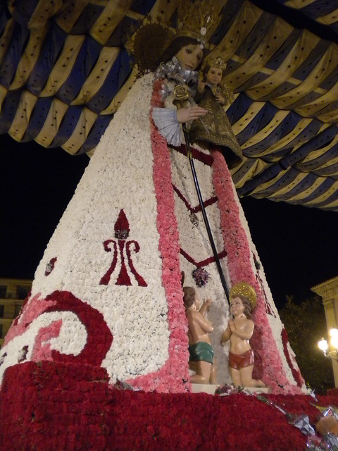 La Virgen de los Desamparados