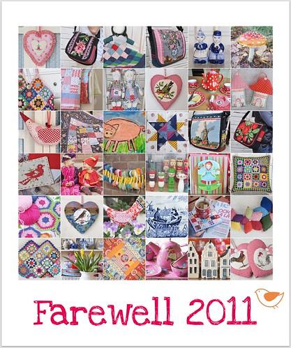 farewell 2011