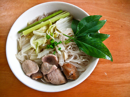 IMG_0423 牛肉丸片米粉汤