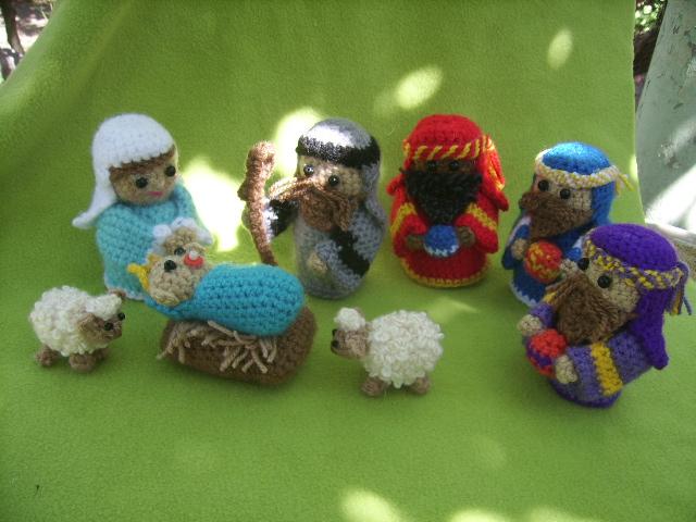 Amigurumi Nativity : Nativity Amigurumi Flickr - Photo Sharing!