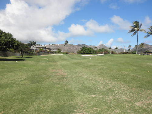 Hawaii Kai Golf Course 166