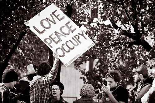 Peace, Love, Protests