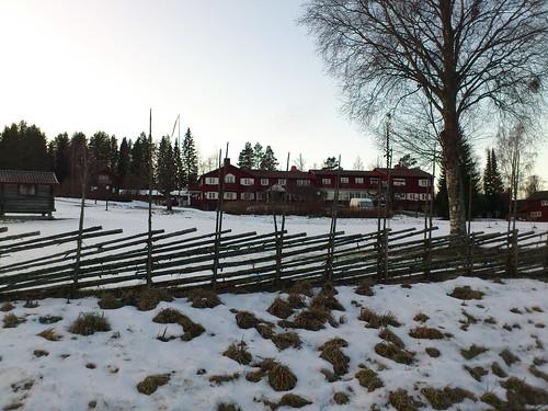 Gyllene Hornet i Tällberg