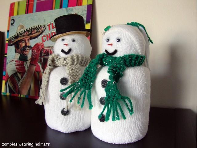 TP snowmen