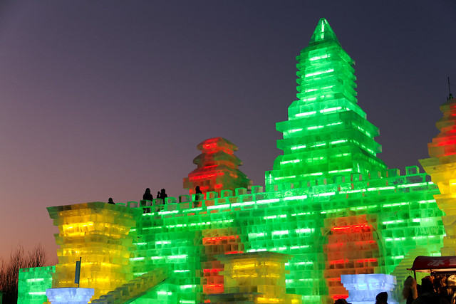 Harbin - Ice & Snow Festival 2012 #26