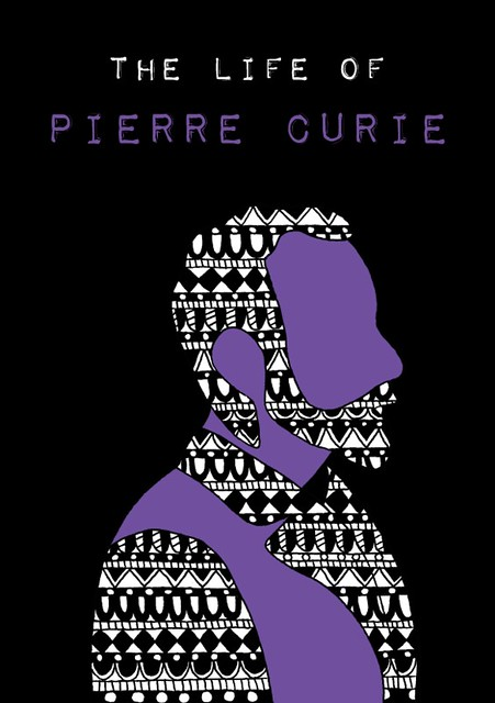 Pierre Curie omslag