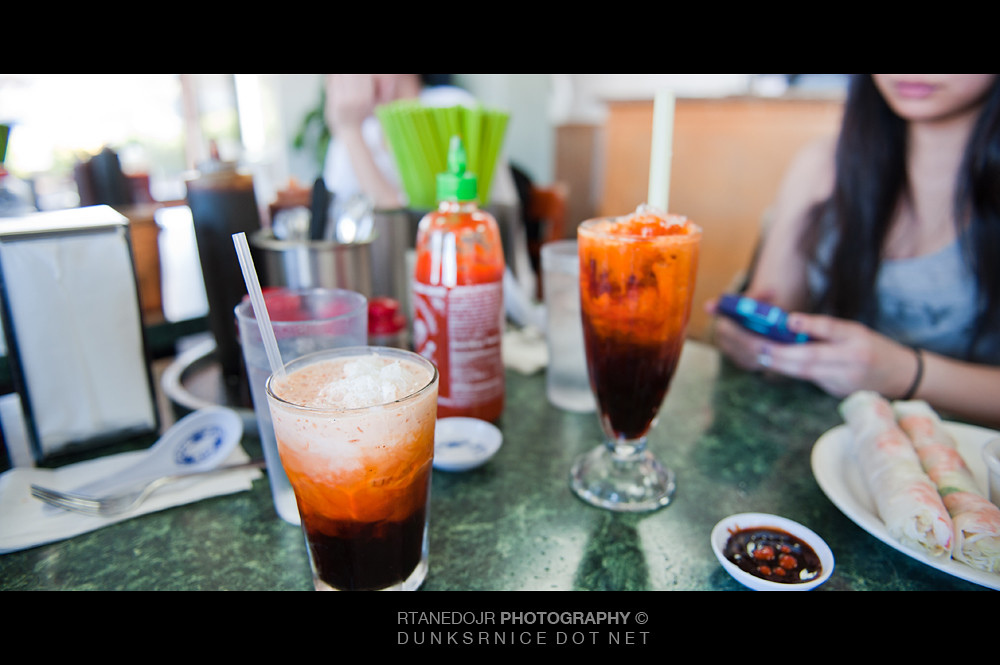 Thai Ice Tea.