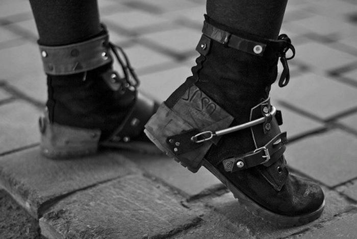 engeneers boots