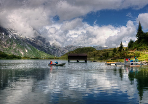 blue light summer sky people mountain lake color reflection art nature water colors clouds landscape photography schweiz switzerland photo nikon mood swiss fineart mount svetlana 2011 d90 ceca