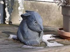 snow bunny by Teckelcar