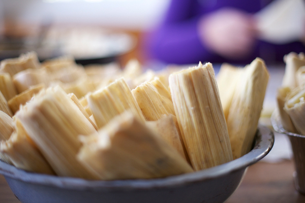calivintage: making tamales