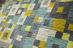 Close Up of Sarah\'s Seeing Squares