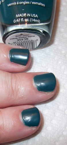 LA Girl: Matte Alpine Green