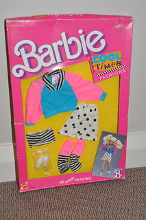 Barbie Cool Times Fashions - 1988