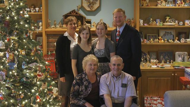Maags at Christmas